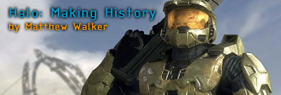Halo, making history article