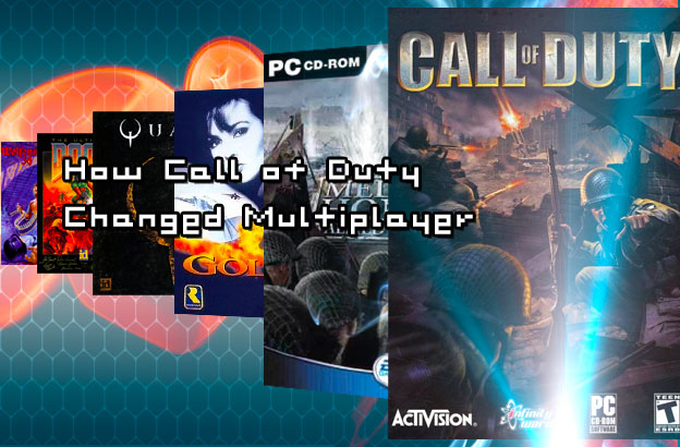 How Call of Duty Changed Multiplayer