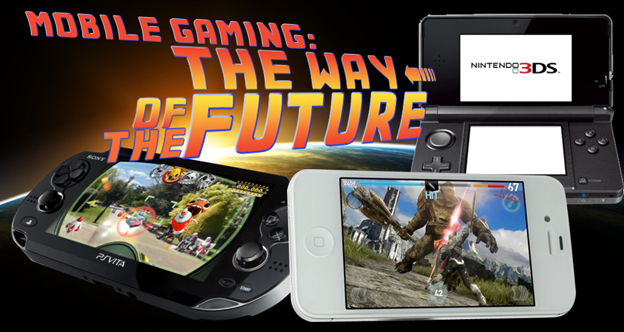 Mobile Gaming: The Way Of The Future