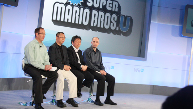 Nintendo Developer Round Table Wrapup
