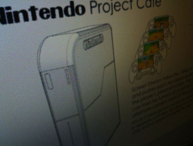The Nintendo Cafe, Wii 2, or Whatever it's Called!