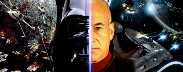 Opposing Forces: Star Wars vs. Star Trek
