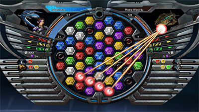 Xbox LIVE: Days of Arcade - Puzzle Quest: Galactrix