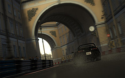 Project Gotham Racing 4 Interview