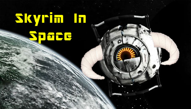 Skyrim's First DLC Taking Players To Space