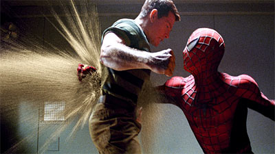 Spider-man 3 Movie Review article