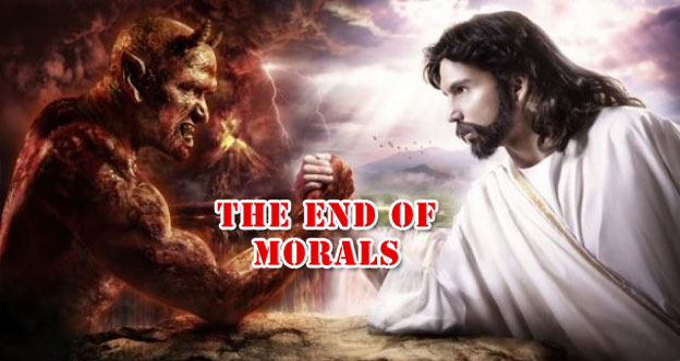 Cole's Corner - The End of Morals