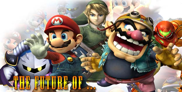 The Future Of Super Smash Bros.