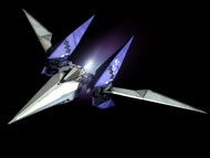 The Arwing (Star Fox series)