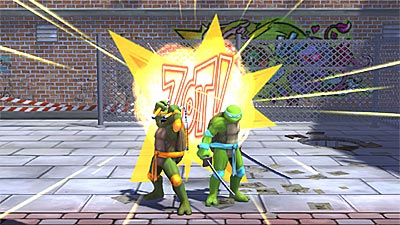 Xbox LIVE: Days of Arcade - Teenage Mutant Ninja Turtles: Turtles in Time Re-Shelled