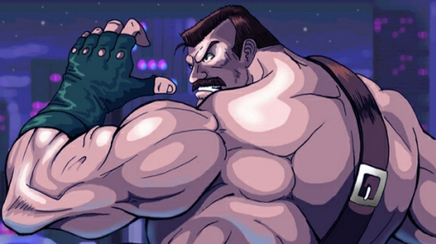 Mike Haggar (Final Fight series)