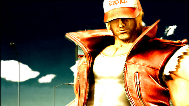Terry Bogard (Fatal Fury/King of Fighters series)