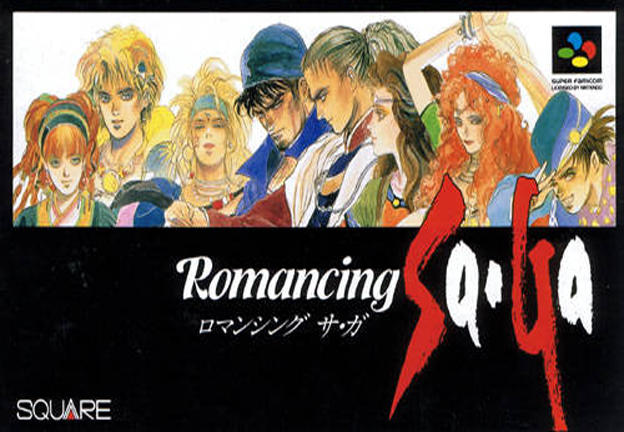 Romancing SaGa (Super Famicon, PS2)