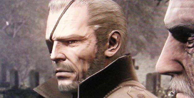 Metal Gear Solid 4: Guns of the Patriots - The Return of Naked Snake