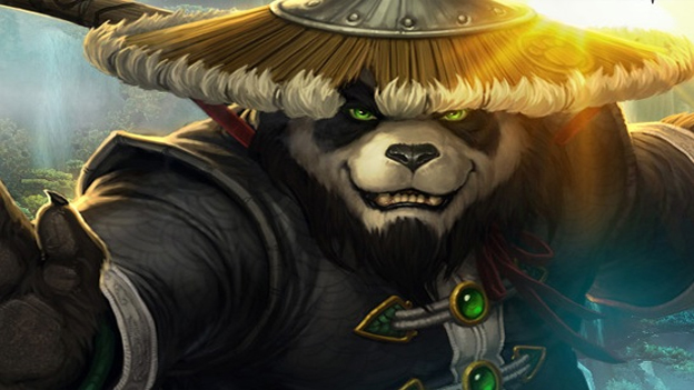 9. World of Warcarft - Mists of Pandaria