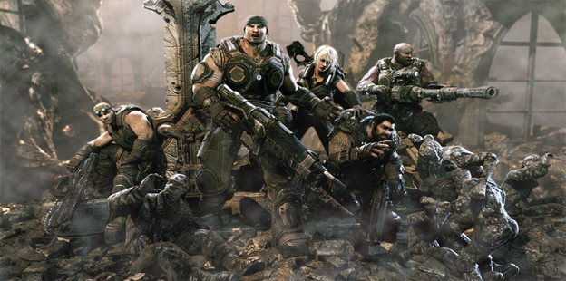 6. Gears of War 3