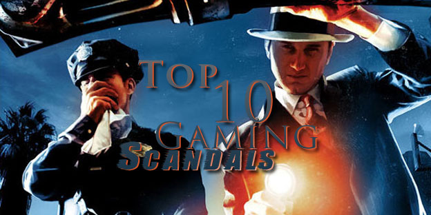 The Top 10 Gaming Scandals