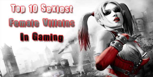 Top 10 Sexiest Female Villains In Gaming