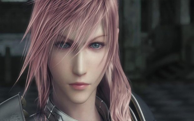 9. Lightning (Final Fantasy XIII)