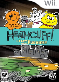 Heathcliff: The Fast and the Furriest