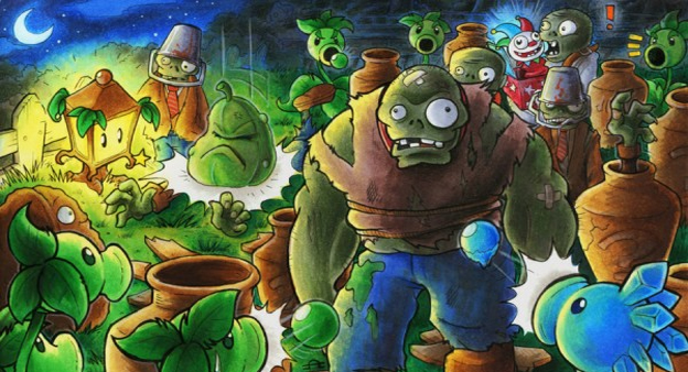 Plants vs. Zombies (2009)