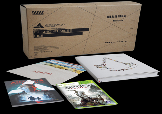 Assassin's Creed III UbiWorkshop Edition