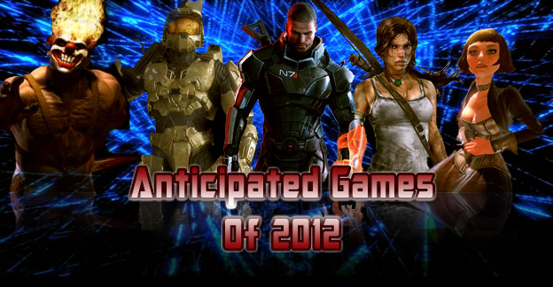 Top 50 Most Anticipated Games of 2012 - Cheat Code CentralPs3 Games List 2012