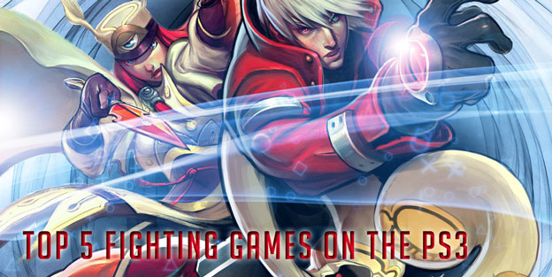 Top 5 Fighting Games on the PS3