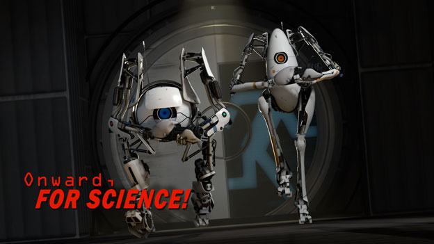 Video Game Foresight - Portal 2 Gets More Science Done