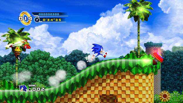Video Game Foresight - Sonic's Time-Traveling Shenanigans