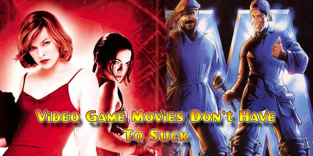 Video Game Foresight - Video Game Movies Don't Have To Suck