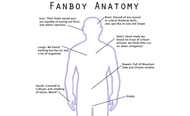 Weekly Rant: Fanboys Ruin Everything