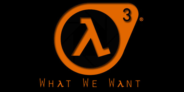 What We Want From Half-Life 3