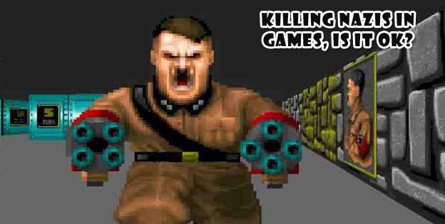 Why Is It Okay To Shoot Nazis in Video Games?