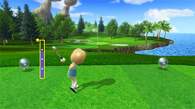 Wii Sports Resort Interview