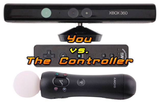 You Versus The Controller