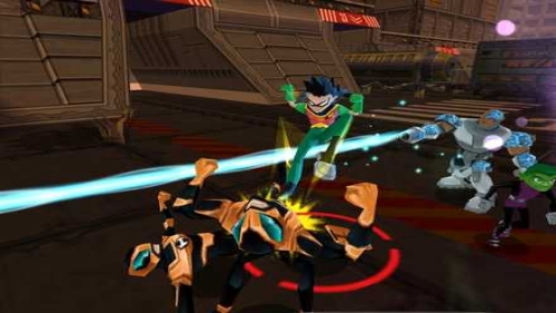 Teen Titans screenshot