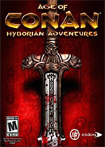 Age of Conan: Hyborian Adventures box art