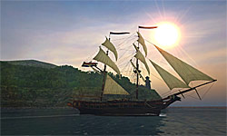 Age of Pirates 2: City of Abandoned Ships screenshot