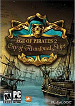 Age of Pirates 2: City of Abandoned Ships box art