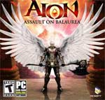 Aion: Assault on Balaurae box art