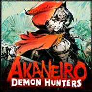 Akaneiro: Demon Hunters Box Art