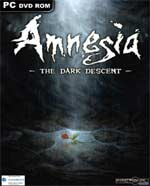 Amnesia: The Dark Descent box art