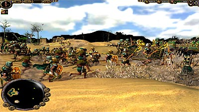 Ancient Wars: Sparta screenshot