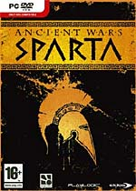 Ancient Wars: Sparta box art