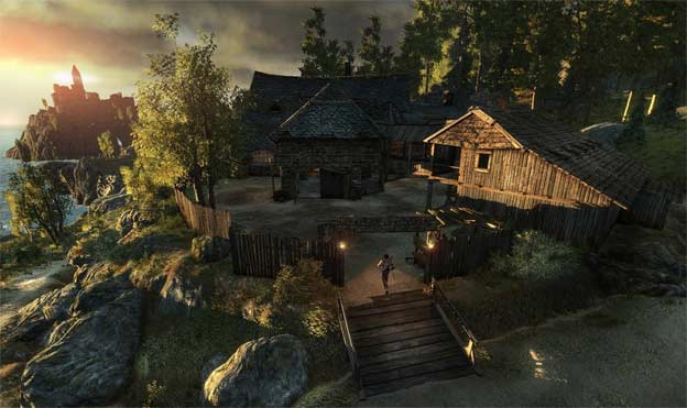 Arcania: Gothic 4 screenshot