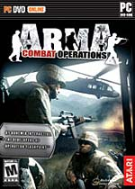 ArmA: Combat Operations box art