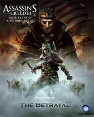 Assassin's Creed III: The Tyranny of King Washington: The Betrayal Box Art