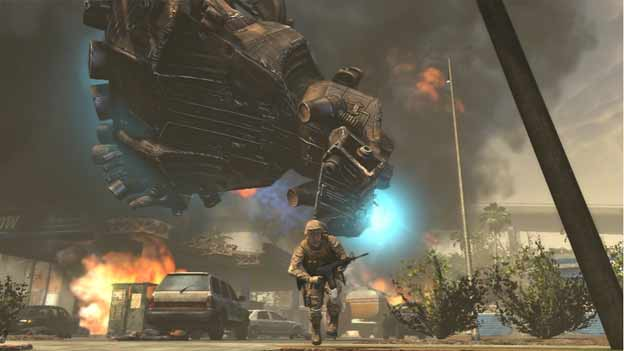 Battle: Los Angeles Screenshot