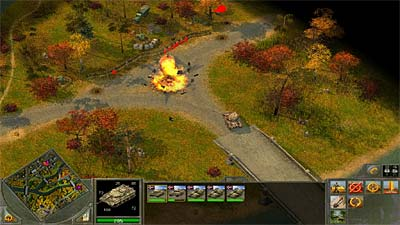 Blitzkrieg 2: Fall of the Reich screenshot